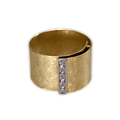 Ring Gelbgold 1