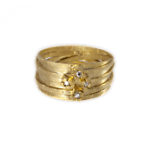 Ring Gelbgold 2