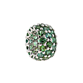 Ring Turmalin Memory grün