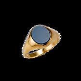 Siegelring Oval klein